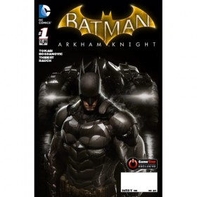 Batman Arkham Knight Comic Book (Exclusive Variant)
