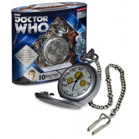 Doctor Who The Masters Deluxe Fob Watch