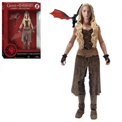 Game of Thrones Daenerys Targaryen Legacy Collection Action Figure
