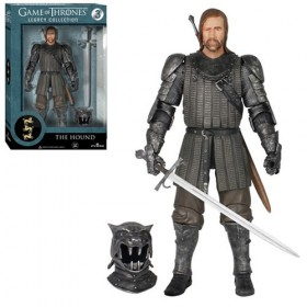 Game of Thrones The Hound Legacy Collection Action Figure