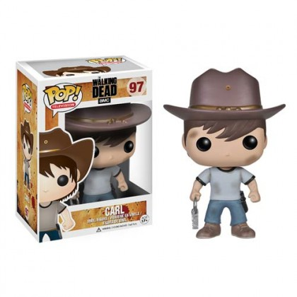 Walking Dead Carl Grimes Pop! Vinyl Figure