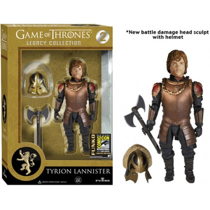 Game of ThronesTyrion Lannister Legacy Collection Action Figure SDCC Exclusive