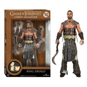 Game of Thrones Khal Drogo Legacy Collection Action Figure