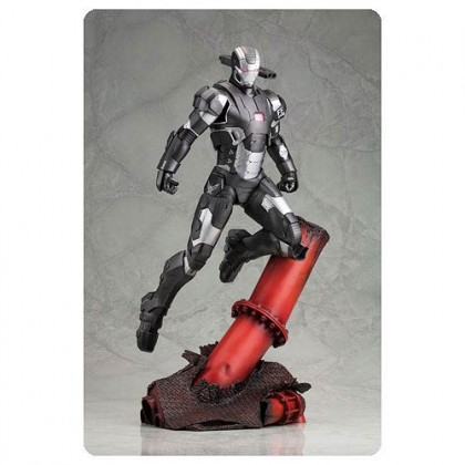 Marvel ArtFX Statue - Iron Man 3 Movie War Machine