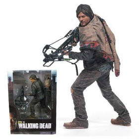 Walking Dead  Daryl Dixon Deluxe 10-Inch Action Figure