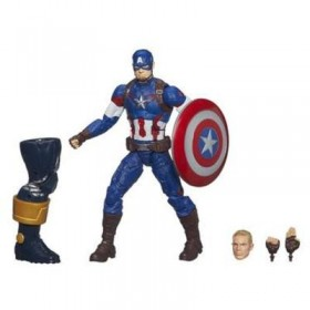 Marvel Legends Avengers Infinite Wave 2: Captain America