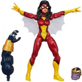 Marvel Legends Avengers Infinite Wave 2: Spider-Woman