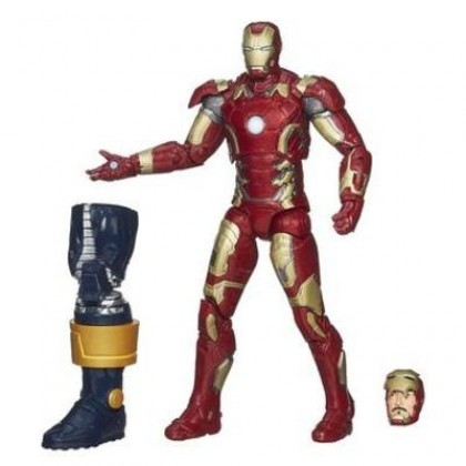 Marvel Legends Avengers Infinite Wave 2: Iron-Man Mark 43