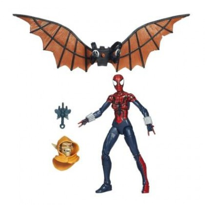Amazing Spider-Man 2 Marvel Legends Figures Wave 3 - Spider-Girl