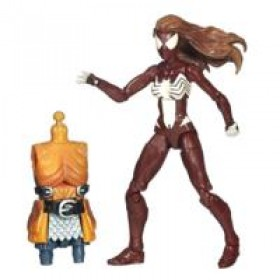 Amazing Spider-Man 2 Marvel Legends Figures Wave 3 - Spider-Woman
