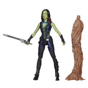 Marvel Guardians of the Galaxy Gamora Figure