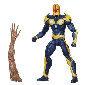 Marvel Guardians Of The Galaxy Nova Figure