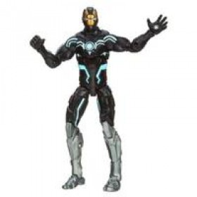 Marvel Universe 3.75 Inch Action Figure - Iron Man