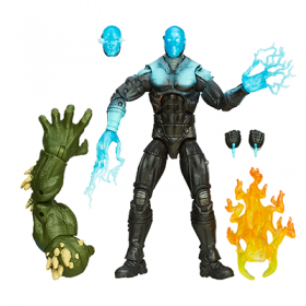 Amazing Spider-Man 2 Marvel Legends Figures Wave 2 Electro