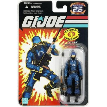 G.I. Joe 25th Anniversary Cobra