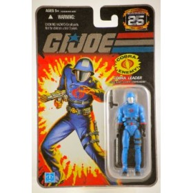 G.I. Joe 25th Anniversary Cobra Commander