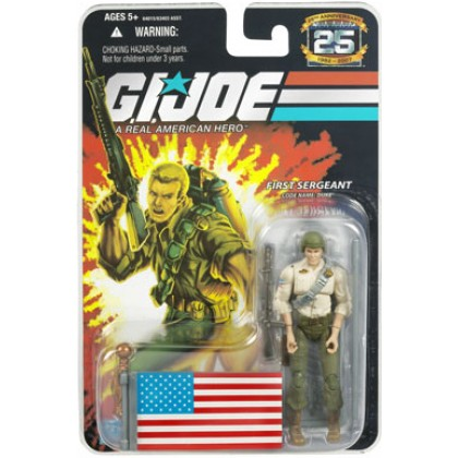 G.I. Joe 25th Anniversary Duke