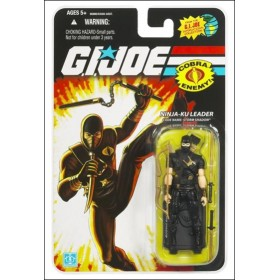 G.I. Joe 25th Anniversary Ninja-Ku-Leader