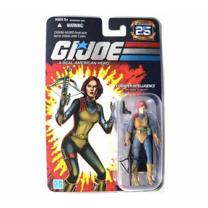 G.I. Joe 25th Anniversary Scarlett