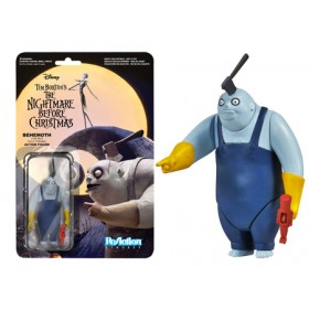 Nightmare Before Christmas: Behemoth ReAction 3 3/4-Inch Retro Action Figure