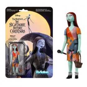 Nightmare Before Christmas: Sally ReAction 3 3/4-Inch Retro Action Figure