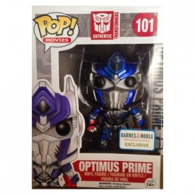 Transformers Optimus Prime Pop! Vinyl Barns & Noble Exclusive