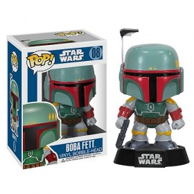 Star Wars Boba Fett Pop! Vinyl