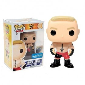 WWE Brock Lesner Pop! Vinyl Figure Walmart Exclusive