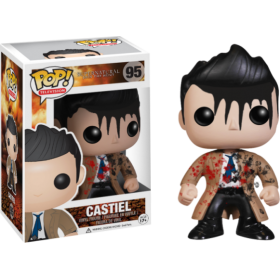 Supernatural Castiel (Leviathan)  Pop! Vinyl Exclusive