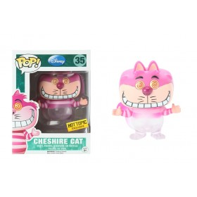 Alice in Wonderland Cheshire Cat Pop! Vinyl Exclusive