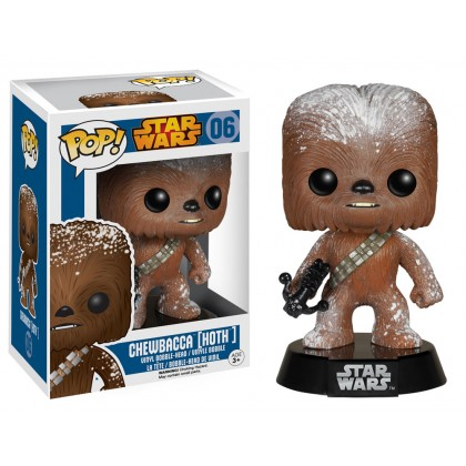 Star Wars Gamestop Chewbacca (Hoth) Pop! Vinyl Exclusive