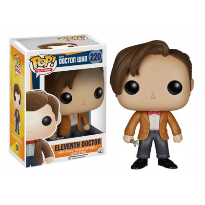 Doctor Who Eleventh Doctor Pop! Vinyl
