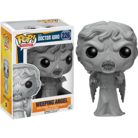 Doctor Who Weeping Angel Pop! Vinyl