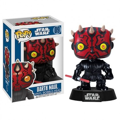 Star Wars Darth Maul Pop! Vinyl