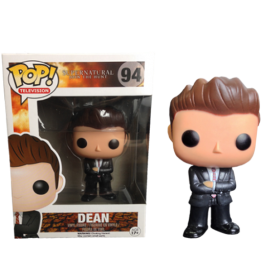 Supernatural Dean FBI Pop! Vinyl Exclusive