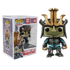 Transformers Autobot Drift Pop! Vinyl