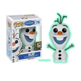 Frozen Olaf Pop! Vinyl Figure SDCC 2014 Exclusives