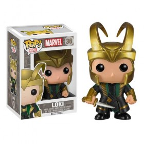 Marvel Thor  Loki Pop! Vinyl