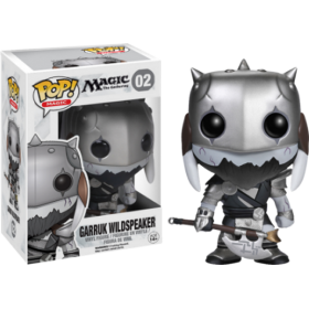 Magic Garruk Wildspeaker Pop! Vinyl