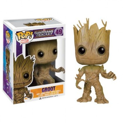Marvel Guardians of the Galaxy Groot Pop Vinyl