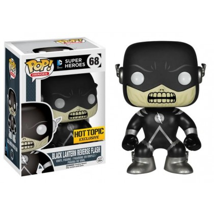 DC Super Heroes Black Lantern Reverse Flash Pop! Vinyl