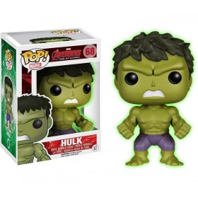 Marvel Avengers Hulk GITD Pop! Vinyl Exclusive