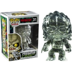 Predator (Invisible) Predator Pop! Vinyl Exclusive