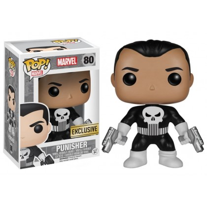 Marvel Punisher Pop! Vinyl Exclusive