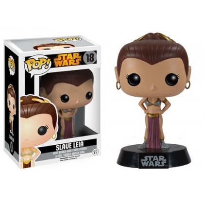 Star Wars Slave Leia Pop! Vinyl