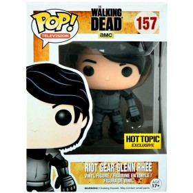 Walking Dead Glenn Rhee Pop! Vinyl Figure Hot Topic Exclusive