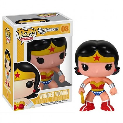 DC Super Heroes Wonder Woman Pop! Vinyl