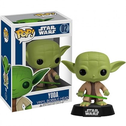 Star Wars Yoda Pop! Vinyl