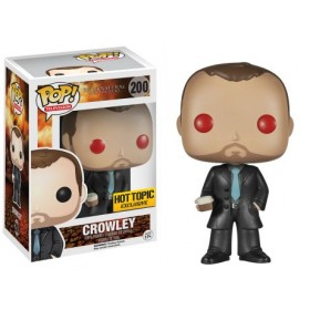 Supernatural Crowley Pop! Vinyl Exclusive