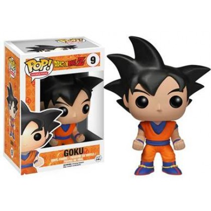 Dragon Ball Z Goku Pop! Vinyl Exclusive